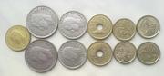 Испанские монеты старые
