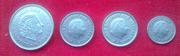 Старые монеты нидерландов