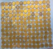 Советская 1 коп.монета